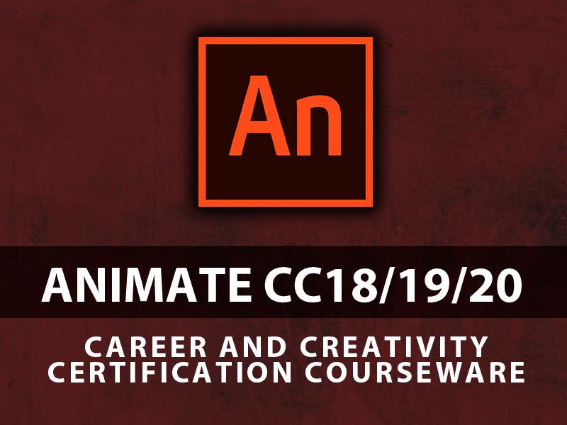 Adobe Animate CC18 course image