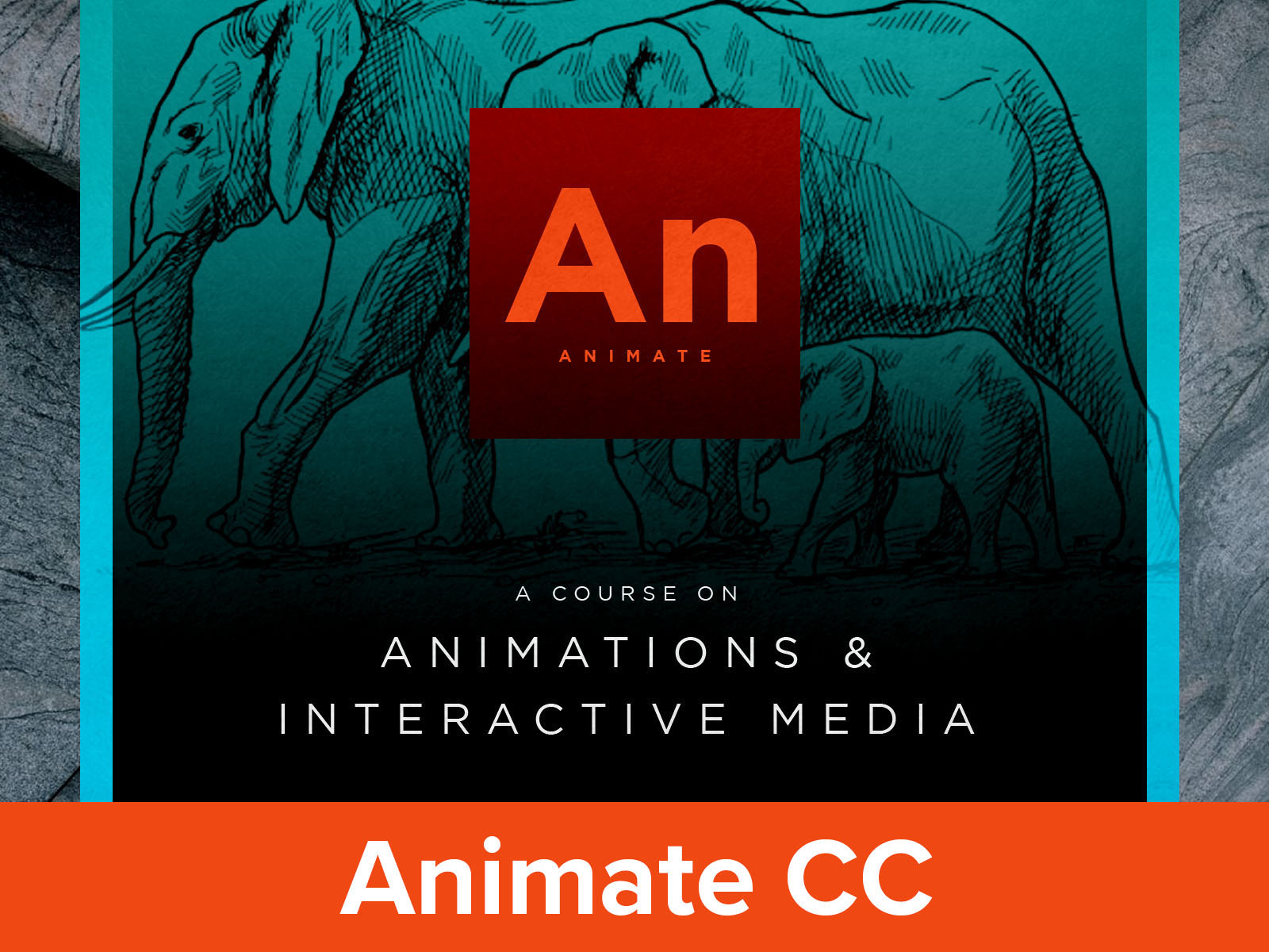 Adobe Animate CC18|19|20 course image