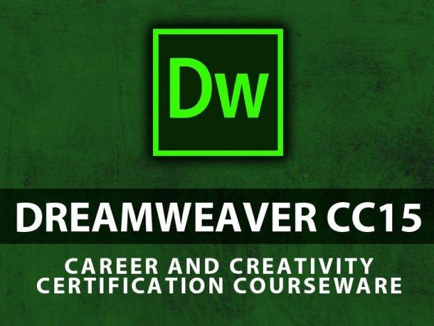 Adobe Dreamweaver CC15 course image