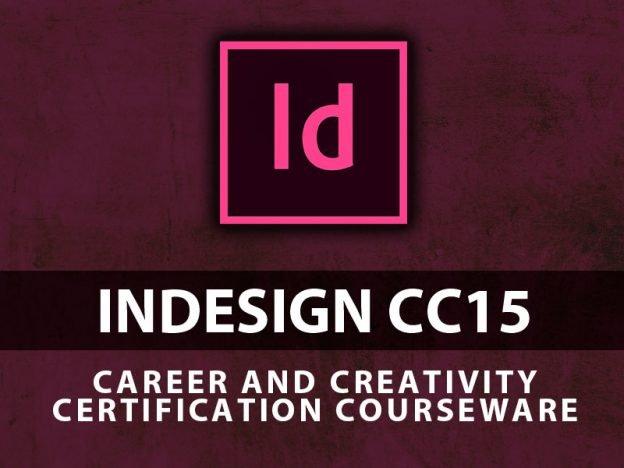 Adobe InDesign CC15 course image