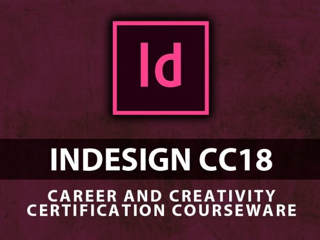 Adobe InDesign CC18 course image