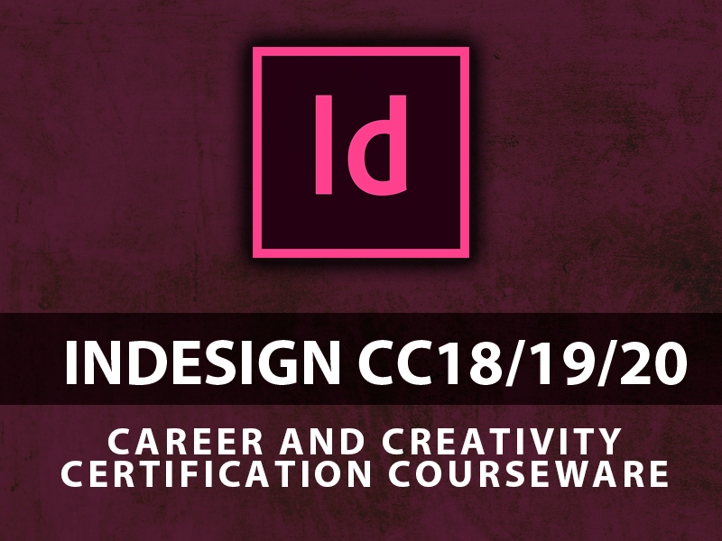 Adobe InDesign CC18|19|20 course image