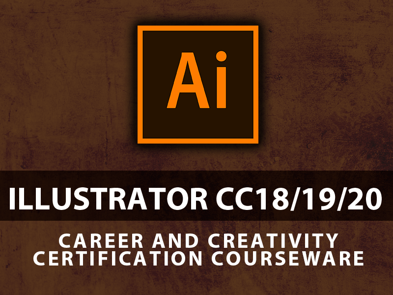 Adobe Illustrator CC18|19|20 course image