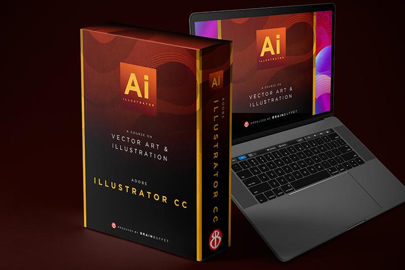 Adobe Illustrator CC18|19|20 course image