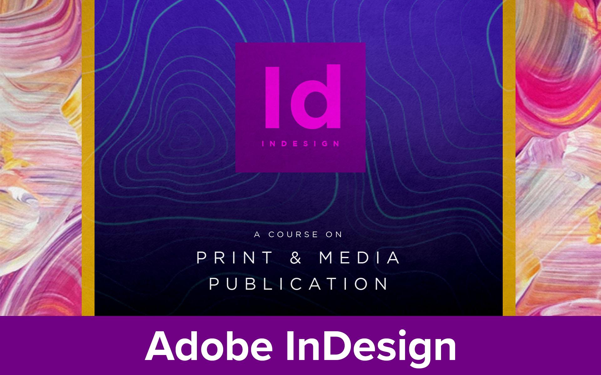 Adobe InDesign CC18|19|20 course image
