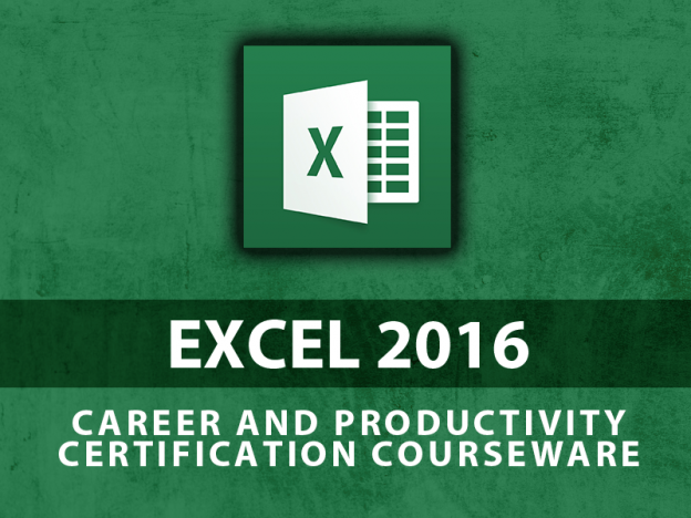 Microsoft Excel 2016 course image