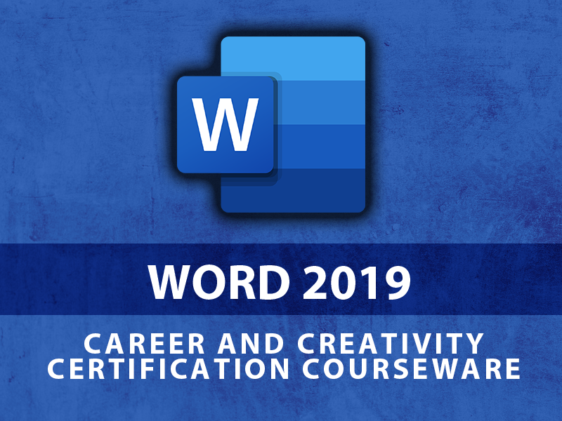 Microsoft Word 2019 course image