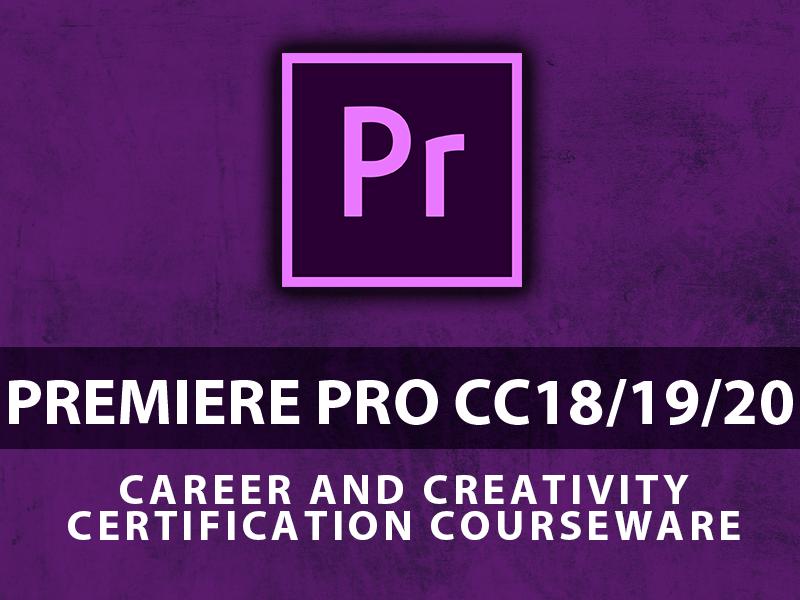 Adobe Premiere CC18|19|20 course image