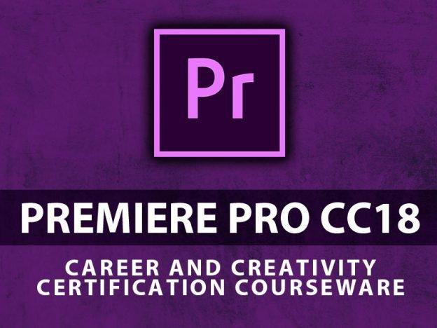 Adobe Premiere CC18 course image