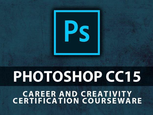 Adobe Photoshop CC15 course image