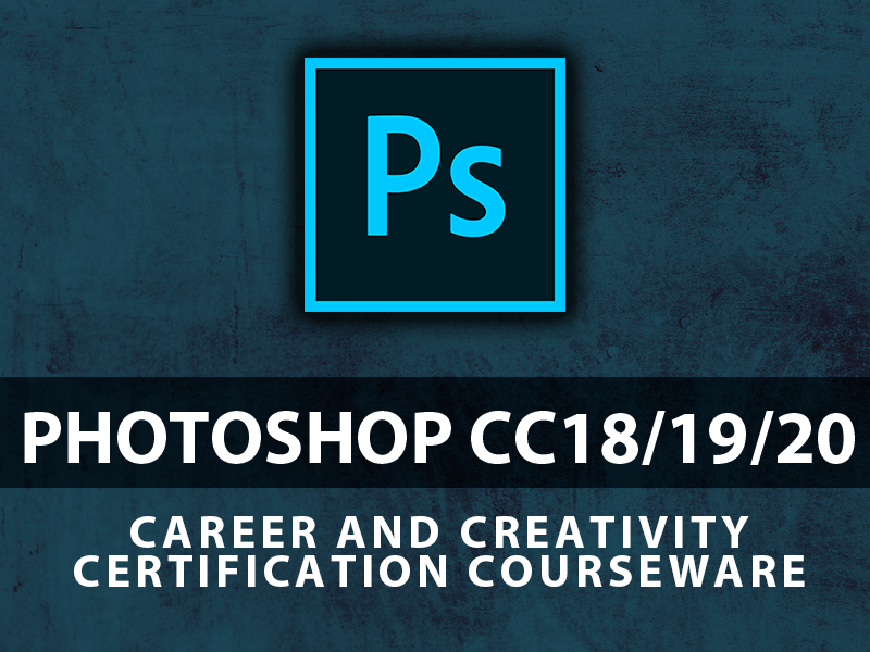 Adobe Photoshop CC18|19|20 course image