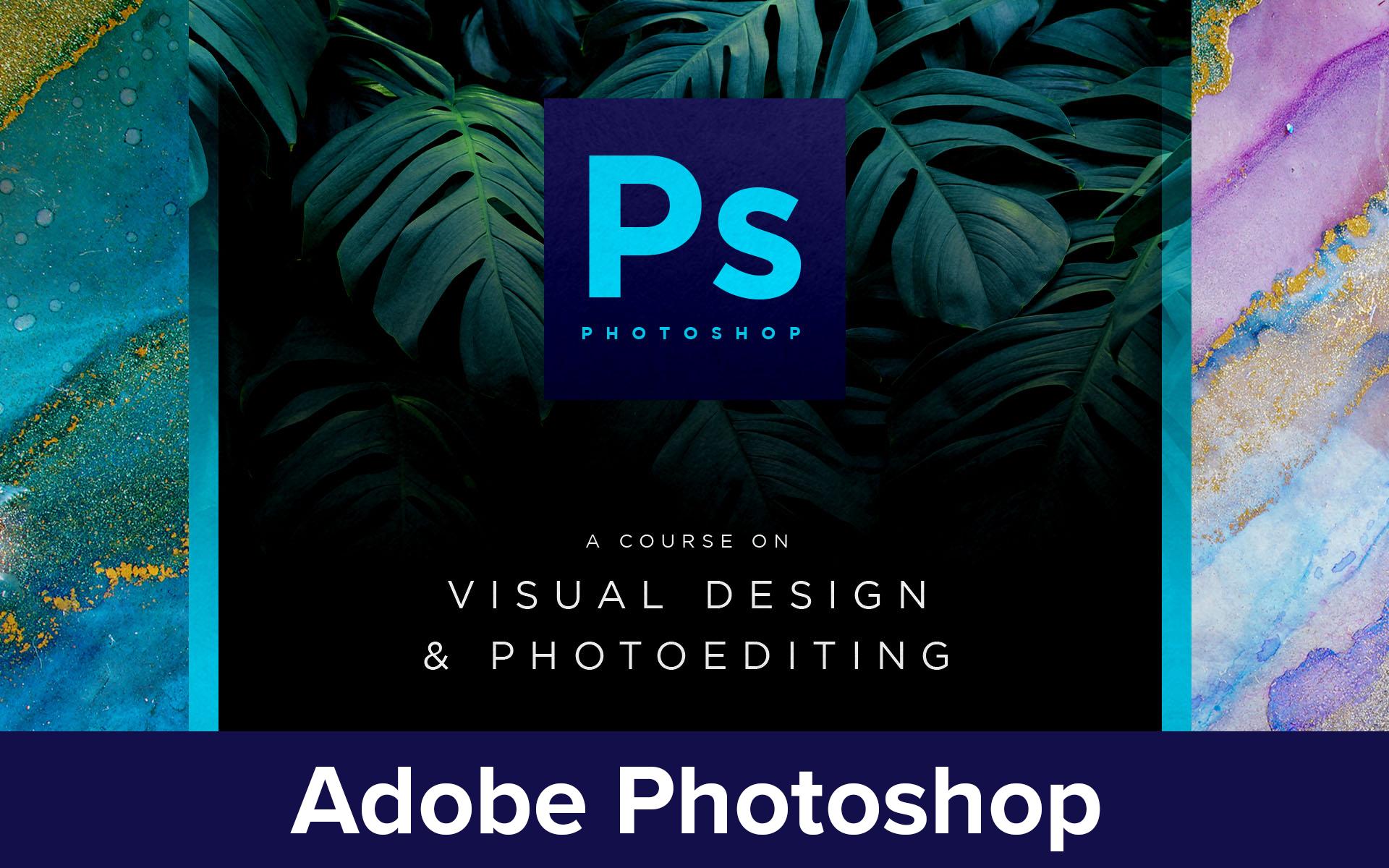 Adobe Photoshop CC18|19|20 course image