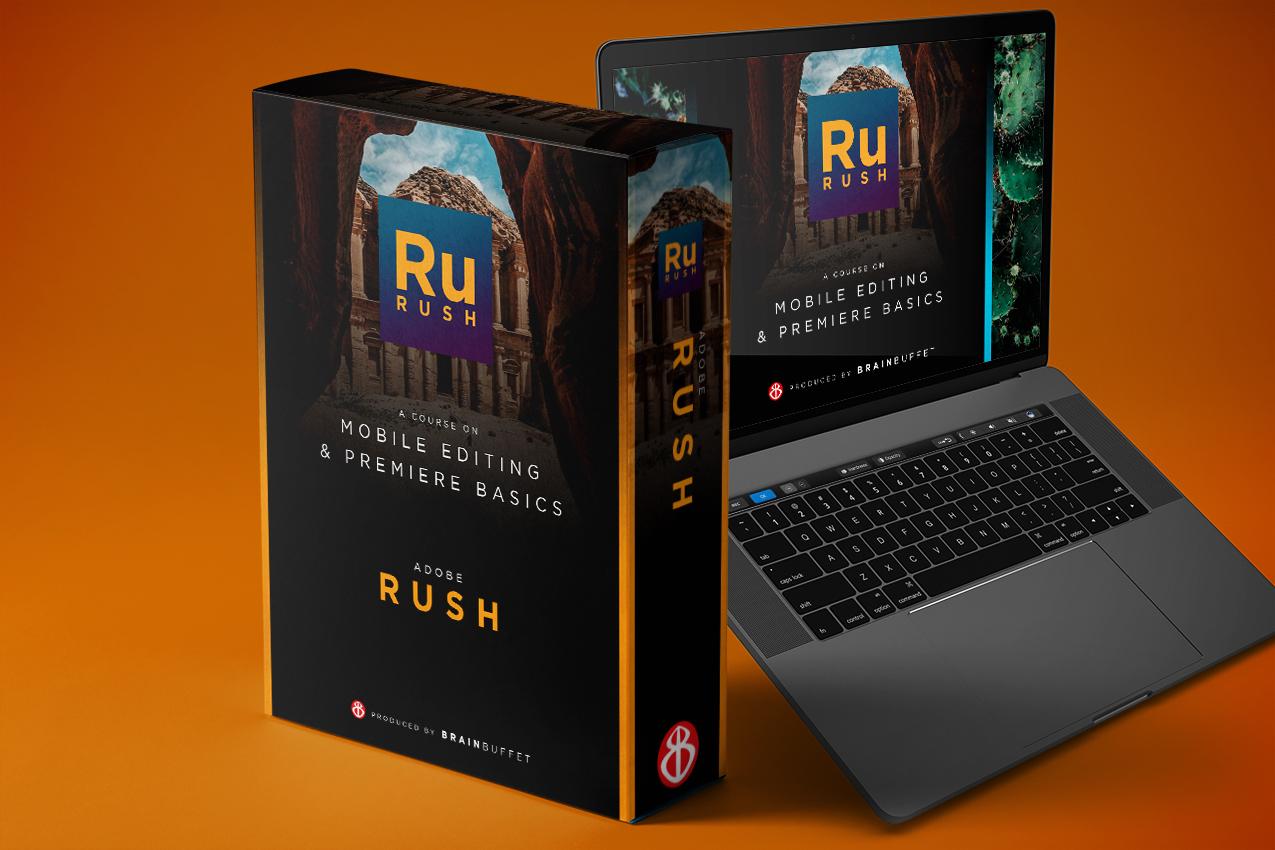 Adobe Rush course image