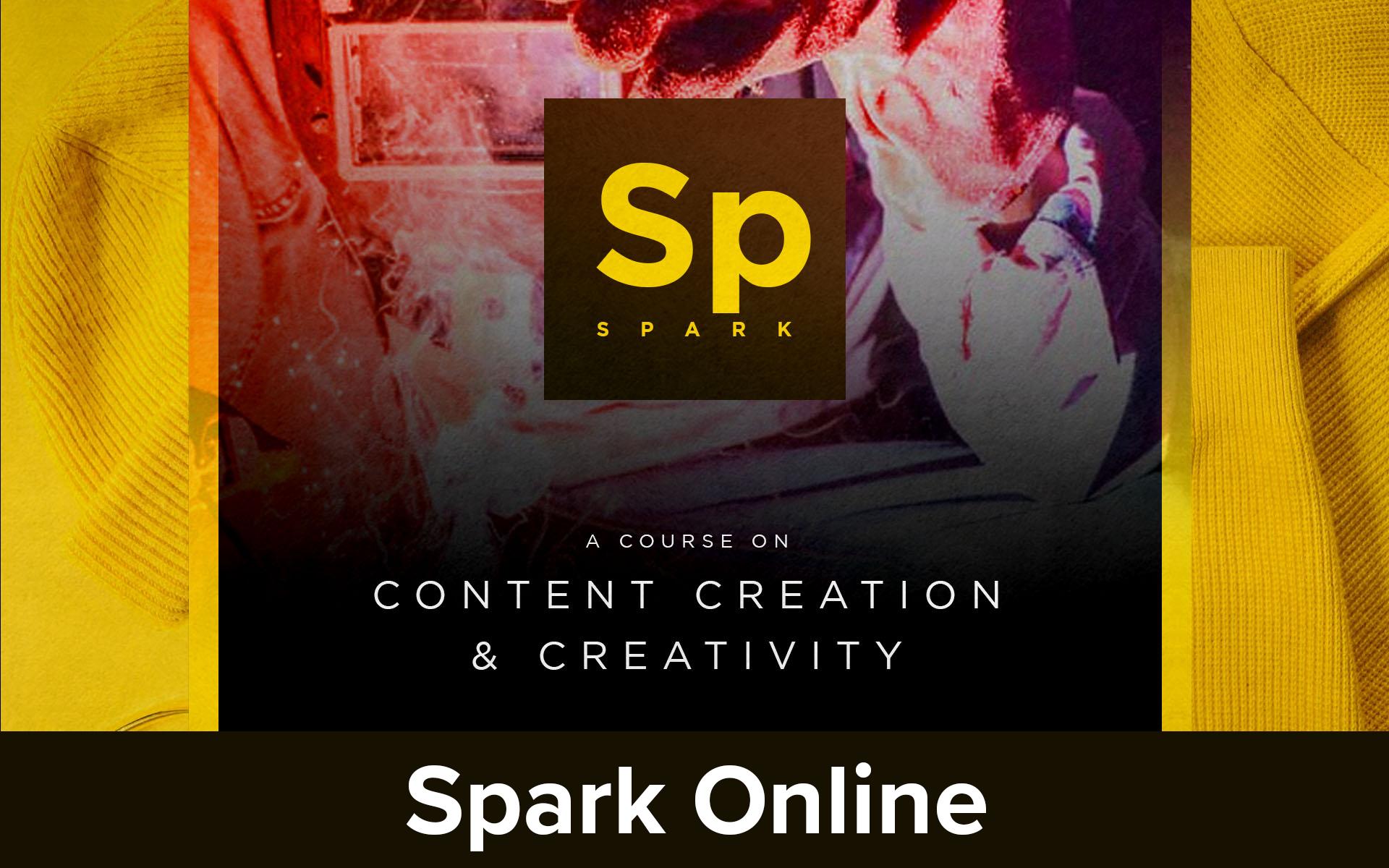 Adobe Spark course image
